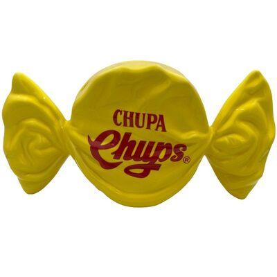 Jaler Fine Art, 'Candy CHUPA CHUPS - Yellow', 2021