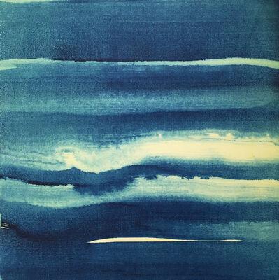 Karen J. Revis, 'Indigo 2', 2015