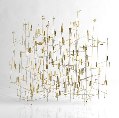 Harry Bertoia, 'Untitled (Wire Construction)', circa 1955