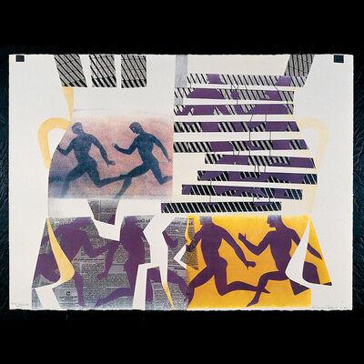 Katherine Westphal, 'Two Runner Pots', 1993