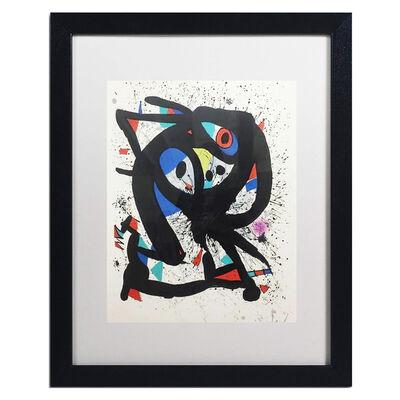 Joan Miró, 'Israël', 1975