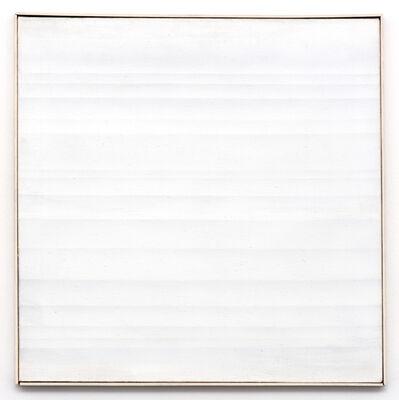 Raimund Girke, 'Weißes Bild III', 1963