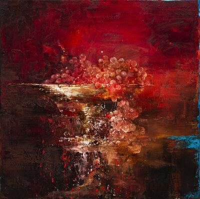 Kevin Sonmor, 'Red Vanitas Study', 2019