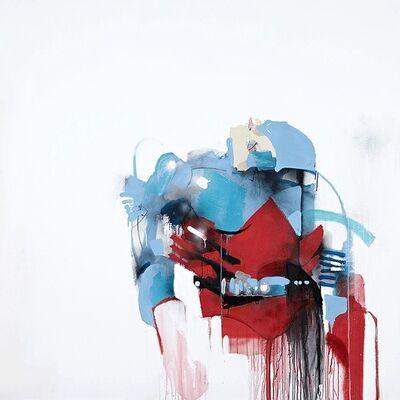 Anthony Lister, 'Atom Got Shot', 2008