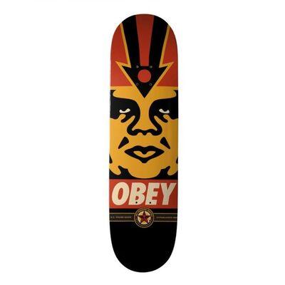 Shepard Fairey, 'SKATEBOARD - OBEY Logo Deck'