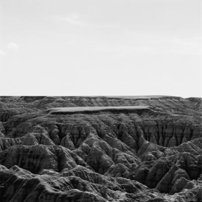 Joe Deal, 'Badlands, Missouri Plateau', 2005