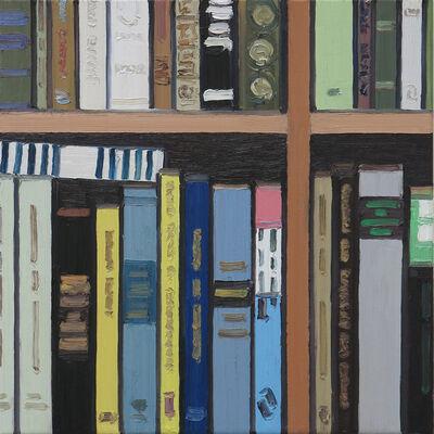 Ralph Fleck, 'Bücher 25/VI', 2016