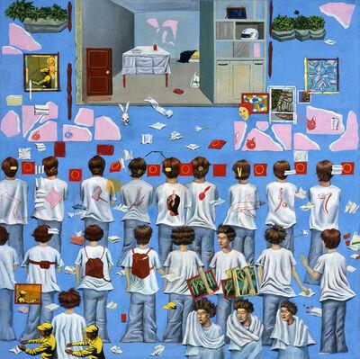 Suejin Chung, 'Annunciation', 2004