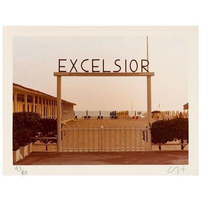 David Hockney, 'Excelsior ', 1973