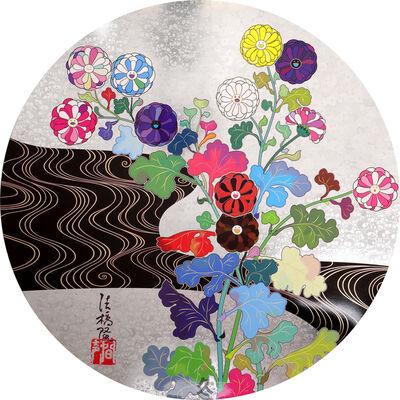 Takashi Murakami, 'Korin Tranquility', 2020