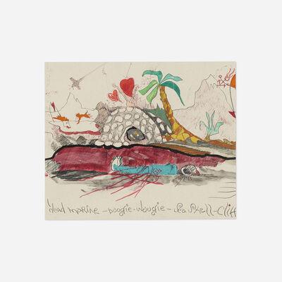 H.C. Westermann, 'Dead Marine Boogie Woogie Sea Shell', c. 1965