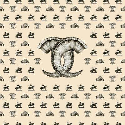 Saule Dyussenbina, 'Geraldic Ornament', 2021