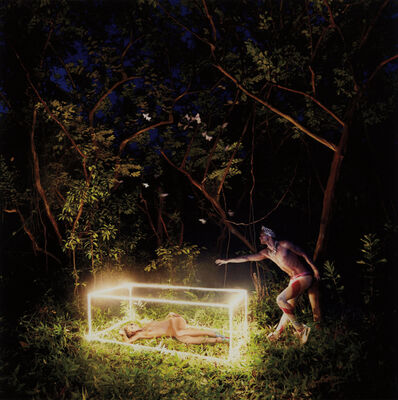 David LaChapelle, 'First I Need Your Hand, Then Forever Can Begin, Hawaii', 2009
