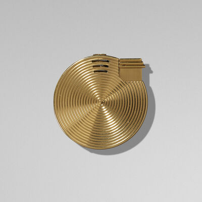 Bulgari, 'Gold lighter', c. 1985