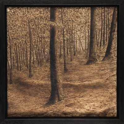 Paul Chojnowski, 'Hemlock Trail, Autumn', 2019