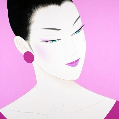 Ichiro Tsuruta, 'Vivid Pink', 2019