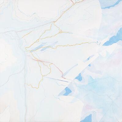 Aki Yamamoto, 'Vertical color', 2021