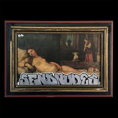 HoodKitsch, 'Send Nudes', 2019