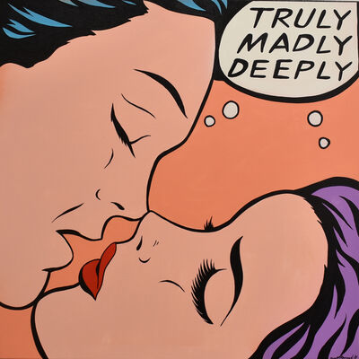 Brett Hammond, 'Truly, Madly, Deeply, Softly', 2018