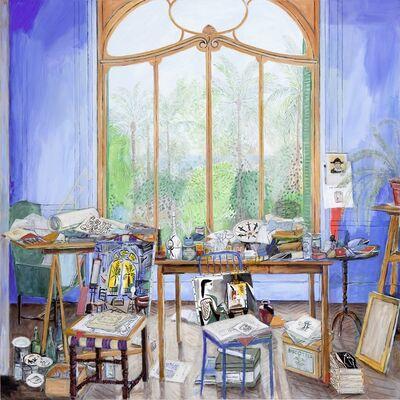 Damian Elwes, 'Picasso's Villa La Californie VI', 2005-2018