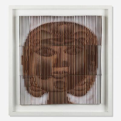 Roger Capron, 'Figural wall plaque', c. 1970