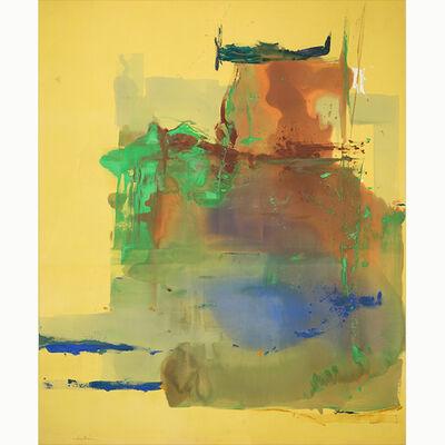 Helen Frankenthaler, 'Jockey', 1978