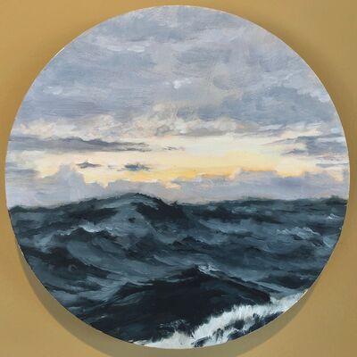 Lori Bonanni, 'Dawn at Sea', 2019