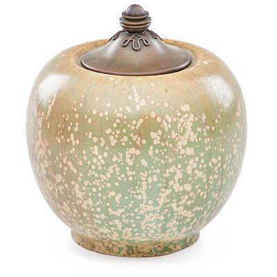 Patrick Nordström, 'Lidded vase', 1921