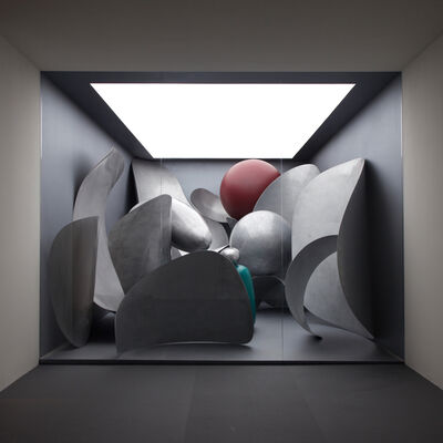 Liu Wei 刘韡, 'Microworld', 2018