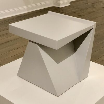 Michael Chuapoco, 'Trap Side Table #2', 2018