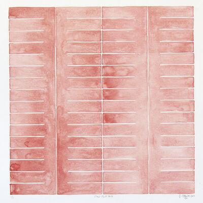 Jonathan K Higgins, 'Flow Chart #10', 2013