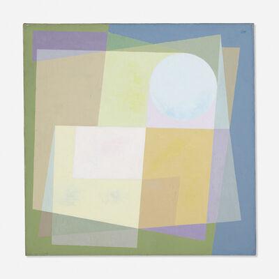 Michiel Gloeckner, 'Midsummer Moon', 1966