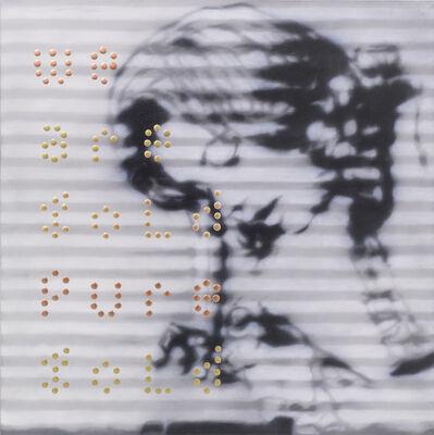 Raúl Cordero, 'Untitled (We Are Gold, Pure Gold...)', 2018