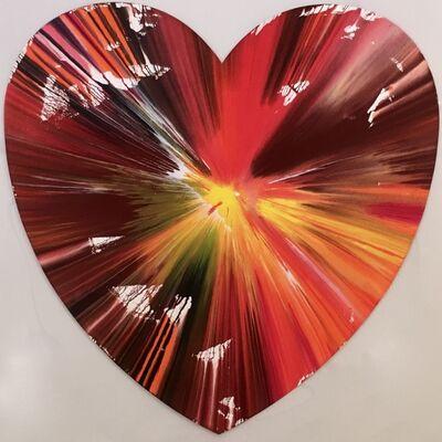 Damien Hirst, 'Heart II', 2009