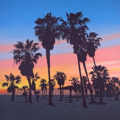 Lindsey Warren, 'Venice Beach Palms', 2019