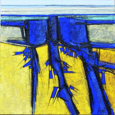 Moiras Jean, 'Le Crotoy (Baie de Somme)', 2018