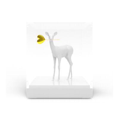 Paco Raphael, 'Oh Dear (Yellow Heart)', 2020
