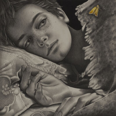 Alessia Iannetti, 'Shadow Over My Head'