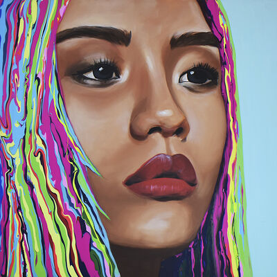 Yeliza Art, 'Amida', 2019