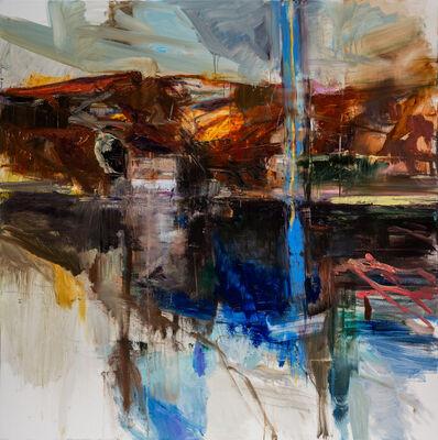 Edwige Fouvry, 'L'éclair lac', 2020