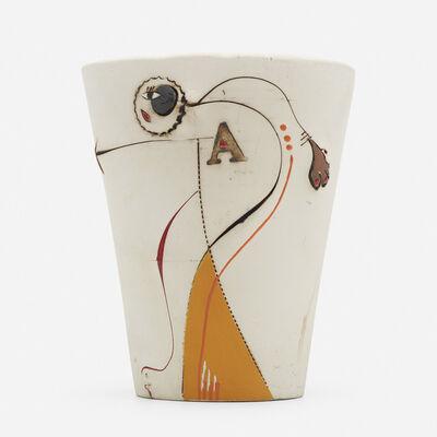 Andile Dyalvane, 'Scarified Lolo vase', c. 2010
