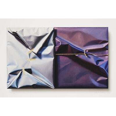 Yrjo Edelmann, 'Two parcels in harmonic motion',  2012