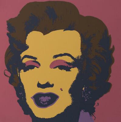 Andy Warhol, 'Marilyn Monroe 11.27', 1967 printed later