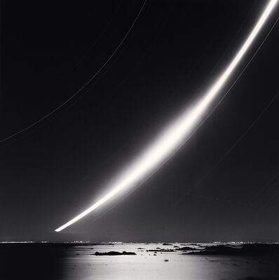 Michael Kenna, 'FULL MOONRISE, CHAUSEY ISLANDS, FRANCE, 2007', 2007