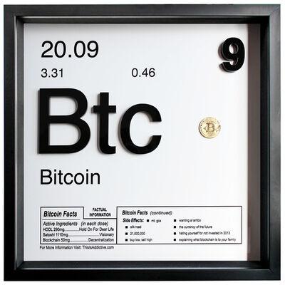 Daniel Cohen, ' Bitcoin (Btc - 187)', 2019