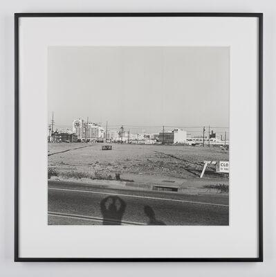 Ed Ruscha, 'Vacant Lots', 1970