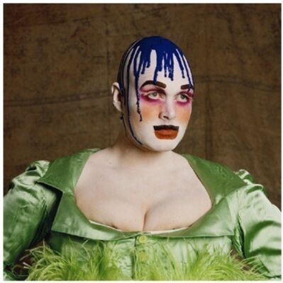 Fergus Greer, 'Leigh Bowery: Session 1, Look 2', 1988