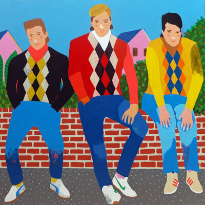Alan Fears, 'The Casuals', 2018