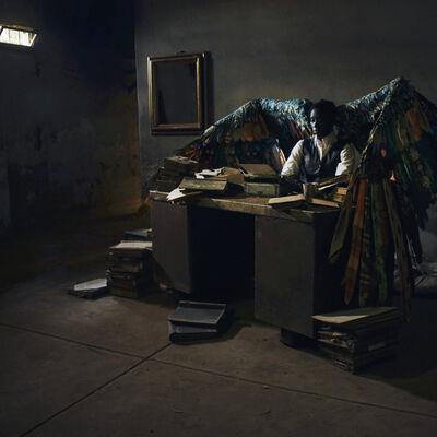 Laeila Adjovi, 'Malaïka Dotou Sankofa #2bis', 2017