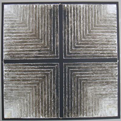 S. H. Raza, 'Symboles 7', 2007